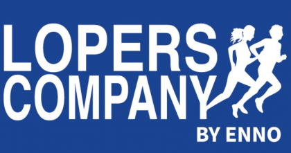 Teksten hardloopcommunity Lopers Company by Enno