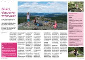 Noorwegen - te voet